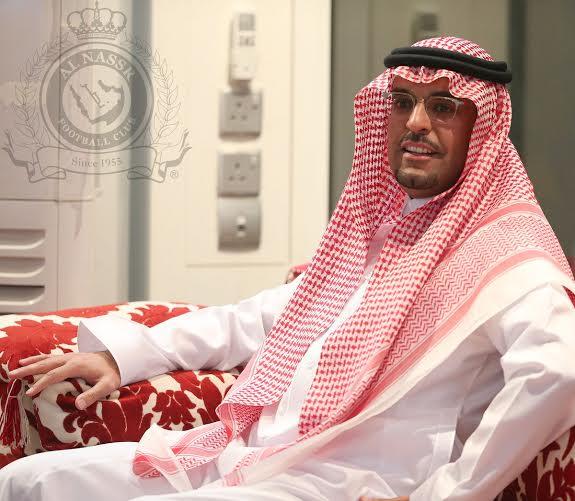 بدأ اجتماع أعضاء شرف النصر بحضور فيصل بن تركي (290065140) 