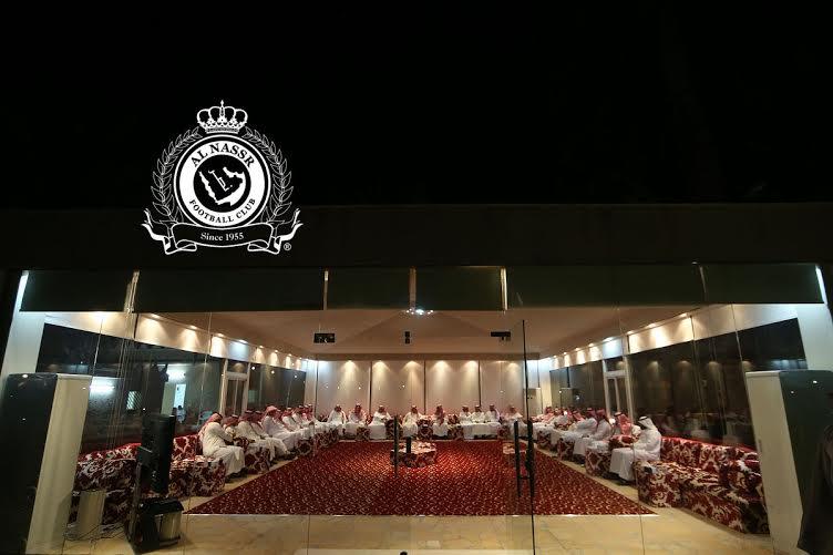 بدأ اجتماع أعضاء شرف النصر بحضور فيصل بن تركي (290065141) 