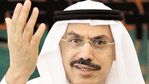 وزير الاقتصاد والتخطيط الدكتور محمد الجاسر