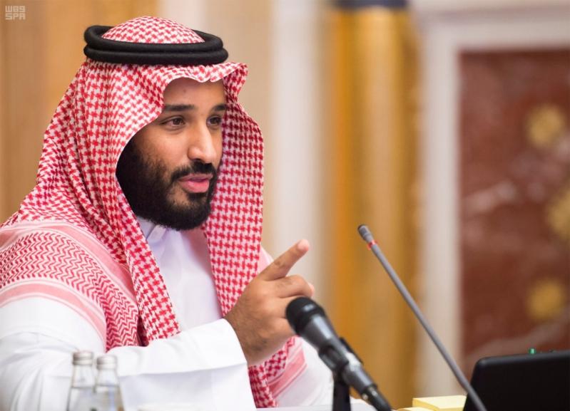 برئاسة سمو ولي ولي العهد مجلس الشؤون الاقتصادية والتنمية يعقد اجتماعاً
