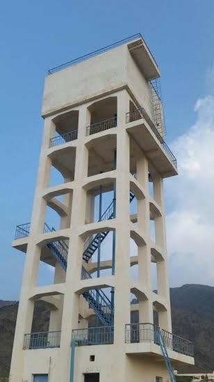 برج العرضيات