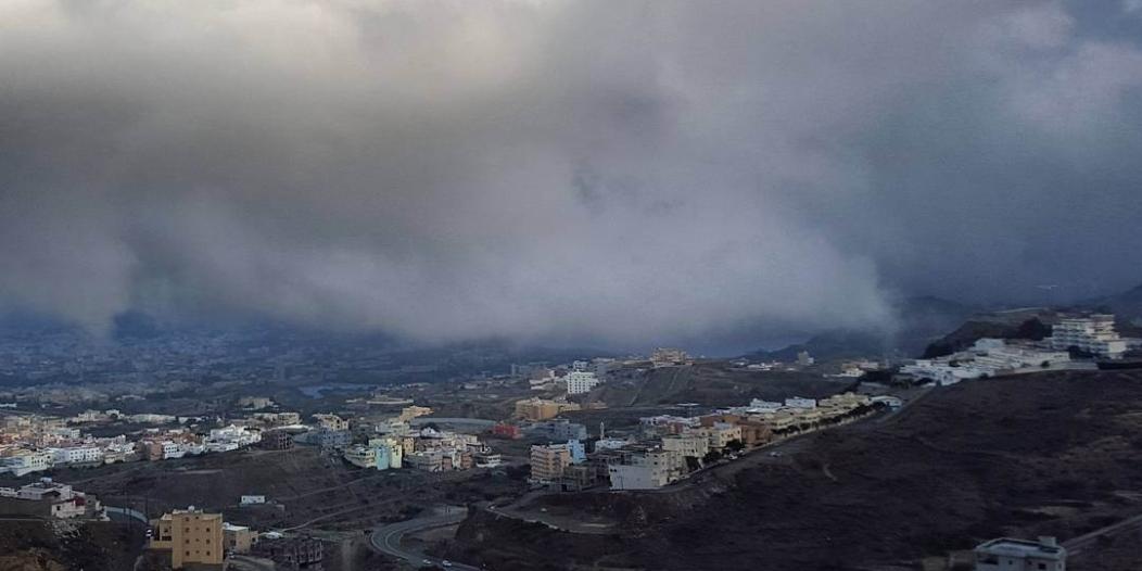 انخفاض الحرارة على القطاع الغربي لـ #السعودية   صحيفة ...