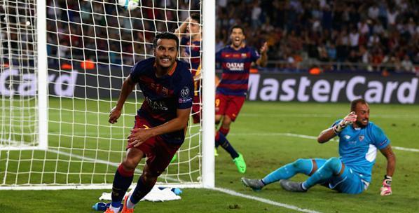 برشلونة-اشبيلية-هدف-السوبر-بيدرو