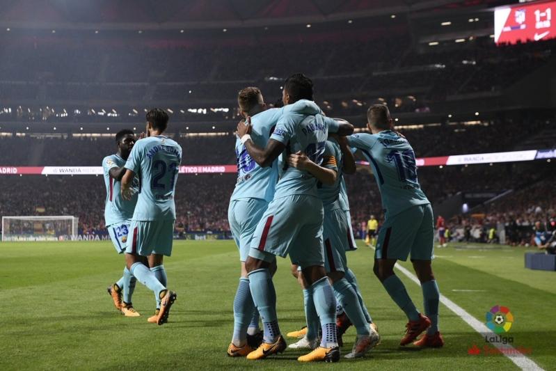 بالفيديو.. التعادل الإيجابي يحسم قمة برشلونة واتليتكو مدريد في الدوري الأسباني