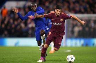 برشلونة ضد تشيلسي.. تعرف على تشكيل مباراة دوري الأبطال - المواطن