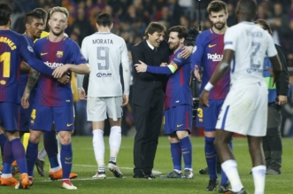نادي برشلونة يُسيطر على تشكيلة الأسبوع في دوري الأبطال - المواطن