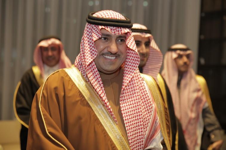 برعاية أمير الرياض وبحضور أبناء الملك عبدالله1