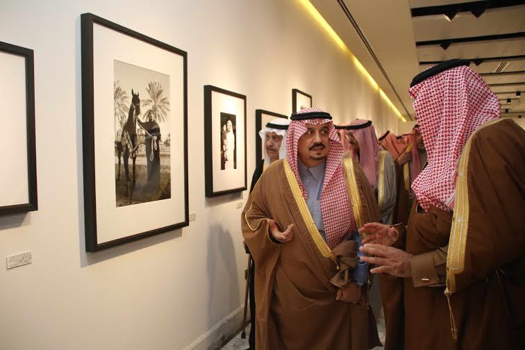 برعاية أمير الرياض وبحضور أبناء الملك عبدالله16