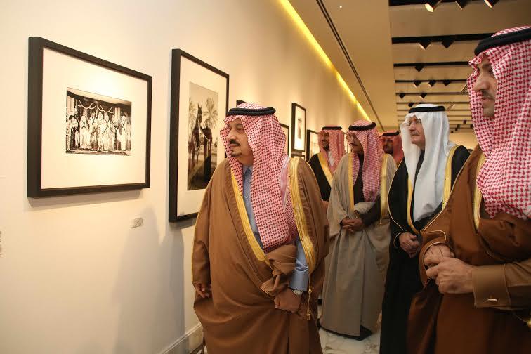 برعاية أمير الرياض وبحضور أبناء الملك عبدالله17