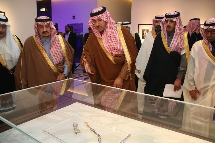 برعاية أمير الرياض وبحضور أبناء الملك عبدالله18