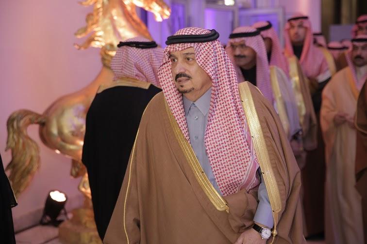 برعاية أمير الرياض وبحضور أبناء الملك عبدالله2