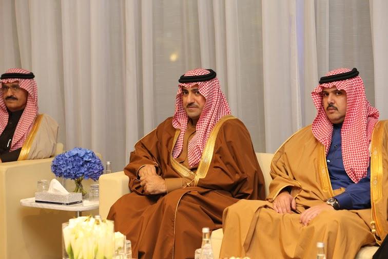 برعاية أمير الرياض وبحضور أبناء الملك عبدالله6