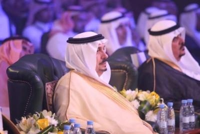 برعاية أمير الرياض.. حفل تخريج 5 آلاف طالب بجامعة شقراء (1)