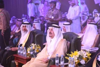 برعاية أمير الرياض.. حفل تخريج 5 آلاف طالب بجامعة شقراء (286340709) 