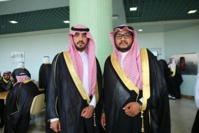 برعاية أمير الرياض.. حفل تخريج 5 آلاف طالب بجامعة شقراء (286340719) 
