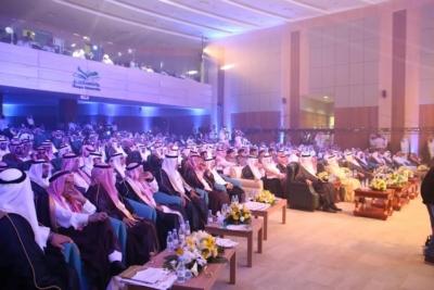 برعاية أمير الرياض.. حفل تخريج 5 آلاف طالب بجامعة شقراء (286340722) 