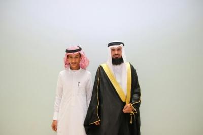 برعاية أمير الرياض.. حفل تخريج 5 آلاف طالب بجامعة شقراء (286340732) 