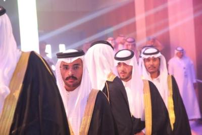 برعاية أمير الرياض.. حفل تخريج 5 آلاف طالب بجامعة شقراء (286340733) 