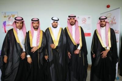 برعاية أمير الرياض.. حفل تخريج 5 آلاف طالب بجامعة شقراء (286340734) 