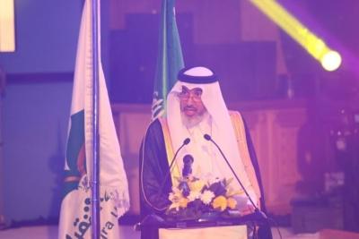 برعاية أمير الرياض.. حفل تخريج 5 آلاف طالب بجامعة شقراء (286340737) 