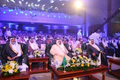 برعاية أمير الرياض.. حفل تخريج 5 آلاف طالب بجامعة شقراء (286340742) 