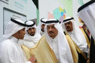 برعاية أمير الرياض.. حفل تخريج 5 آلاف طالب بجامعة شقراء (286340743) 