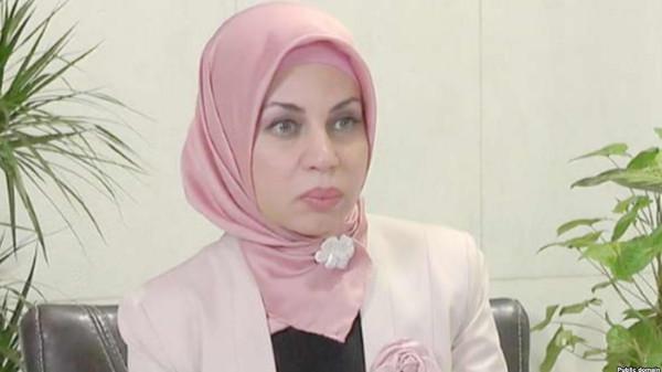 برلمانية عراقية