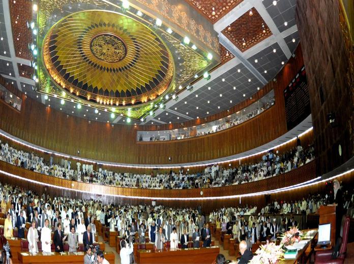 برلمان باكستان
