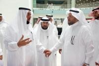 """جامعة #الباحة تستقبل الطلاب الجدد بـ""""أمننا مسؤوليتنا"""""""