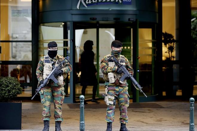 بروكسل تتحول إلى ثكنة عسكرية (3)