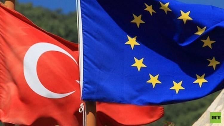 بروكسل وتركيا