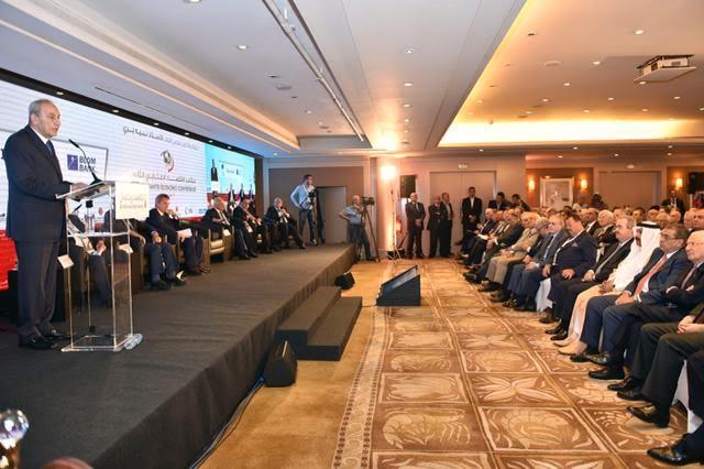 بري في افتتاح مؤتمر الاقتصاد (2)