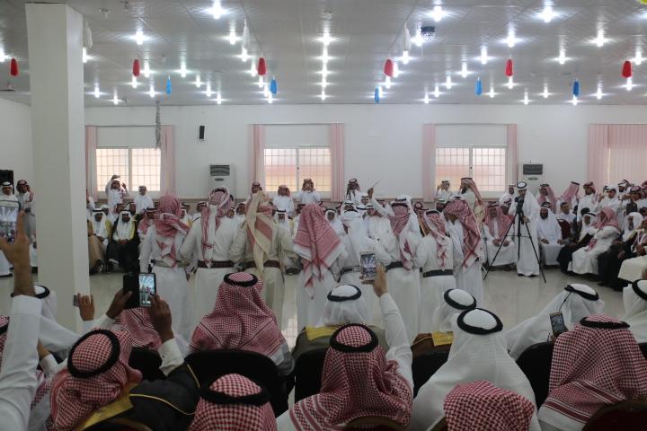بطحاء الواديين تحتفل بالعيد بحضور ابنائها (10)