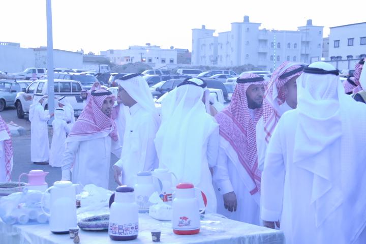 بطحاء الواديين تحتفل بالعيد بحضور ابنائها (13)