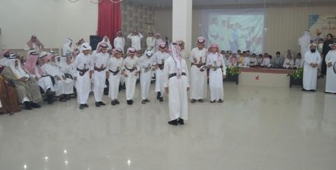 بطحاء الواديين تحتفل بالعيد بحضور ابنائها (3)