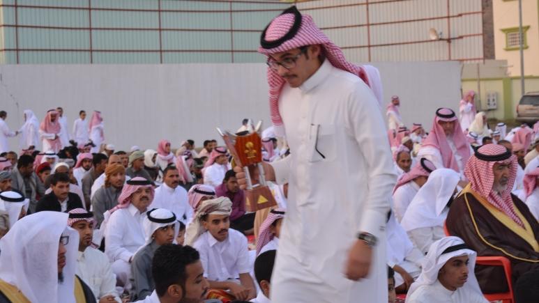 بطحاء الواديين تحتفل بالعيد بحضور ابنائها (4)