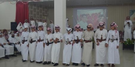 بطحاء الواديين تحتفل بالعيد بحضور ابنائها (5)