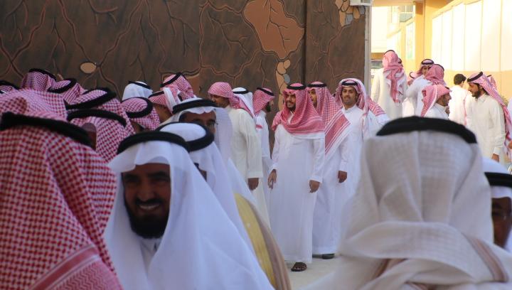 بطحاء الواديين تحتفل بالعيد بحضور ابنائها (9)
