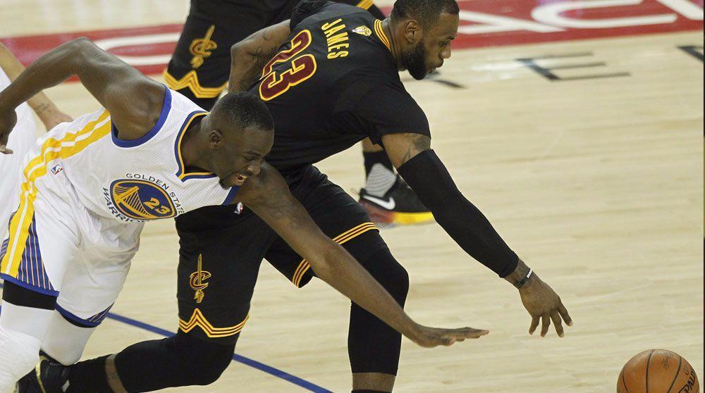 بطل NBA للمرة الأولى (1)