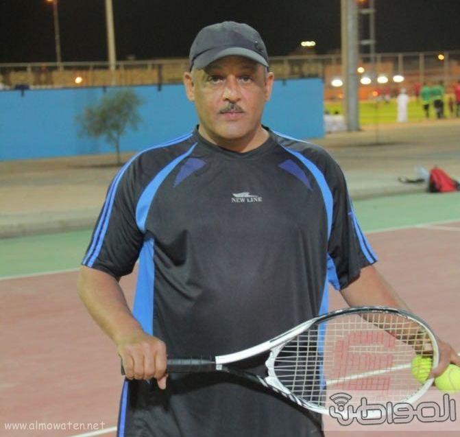 بطولة التنس بالجوف (7)