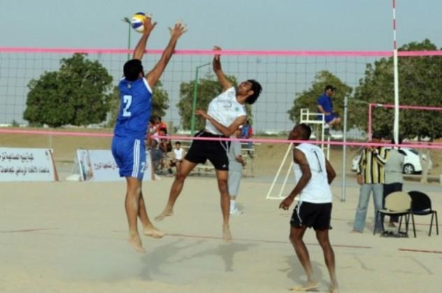 بطولة الكرة الشاطئية (2)