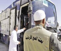 رئيس بعثة حج الأردن: نأسف لتلفيق أحداث غير صحيحة عن أوضاع حجاجنا بمكة - المواطن