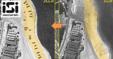 بكين تنشر صواريخ بجزيرة متنازع عليها في بحر الصين (3)