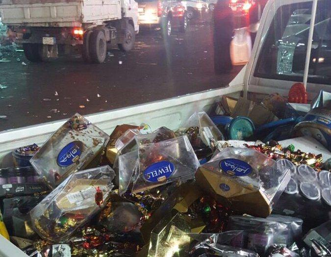 بلدية الجنوب تحبط كميات كبيرة من المواد الغذائية المنتهية الصلاحية (2)