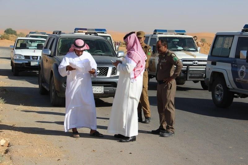 بلدية الدلم بعد إزالة تعديات 60 ألف متر 5