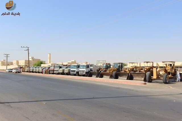 بلدية-الدلم-تستعد-للامطار (3)