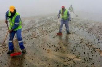 بلدية بني عمرو تستنفر فرق الطوارئ على مدار الساعة (3)