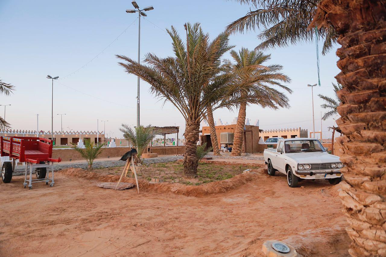 بلدية رياض الخبراء تنشئ قرية شعبية لتكون مقراً للمهرجانات (1)