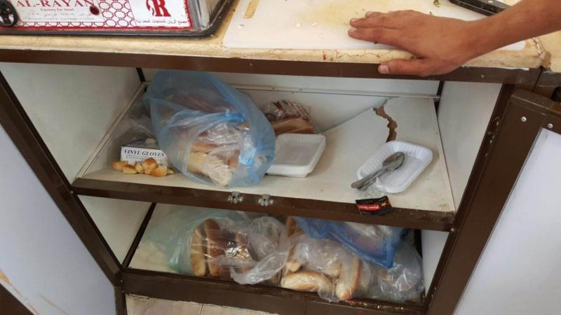 بلدية طريب تكثف رقابتها على المحلات التجارية (1) 
