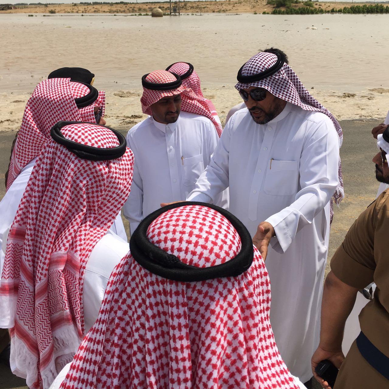 بلدية وبلدي الجعافرة وجهات أخرى ينقذون قرى الساحل من الغرق